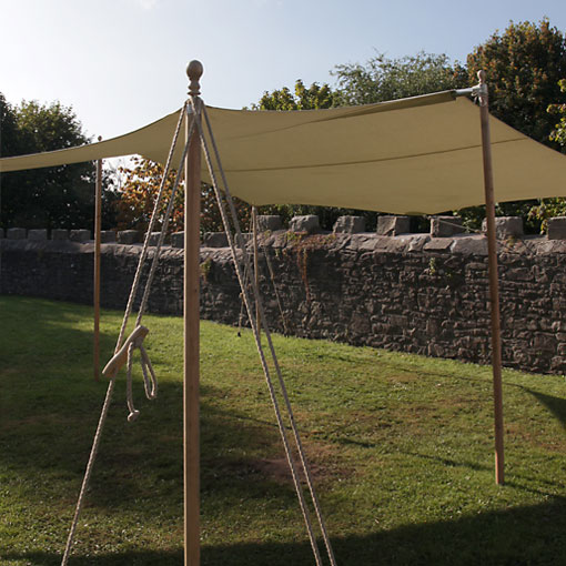 Village designs - Canvas canopy ...